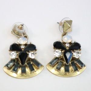 J. Crew Stone Earrings